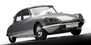 Expomotor Citroën DS