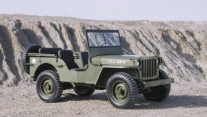 Expomotor Willys MA